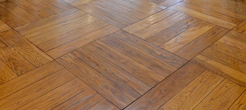 Parquet Hardwood Flooring Pattern