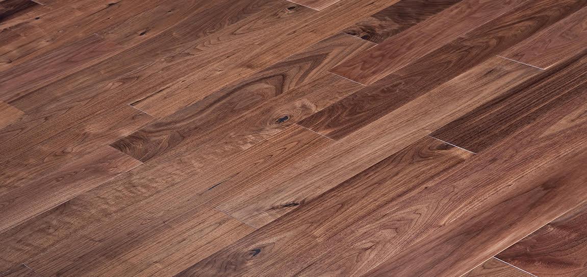 Garrison Ii Walnut Natural San Jose Hardwood Floors